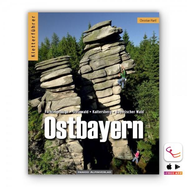 Ostbayern: Sport Climbing Guidebook