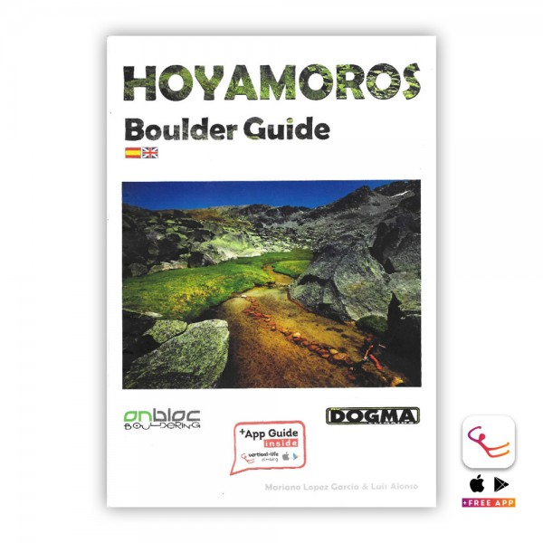 Hoyamoros: Boulderführer