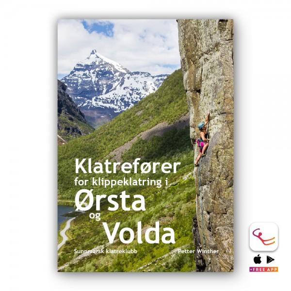 Ørsta og Volda: Sport Climbing Guidebook