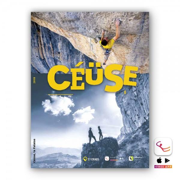 Céüse: Sport Climbing Guidebook