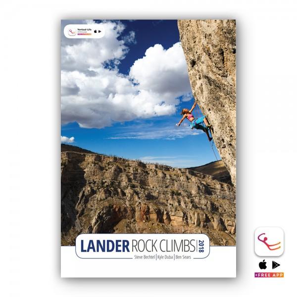 Lander Rock Climbs: Sport Climbing Guidebooks