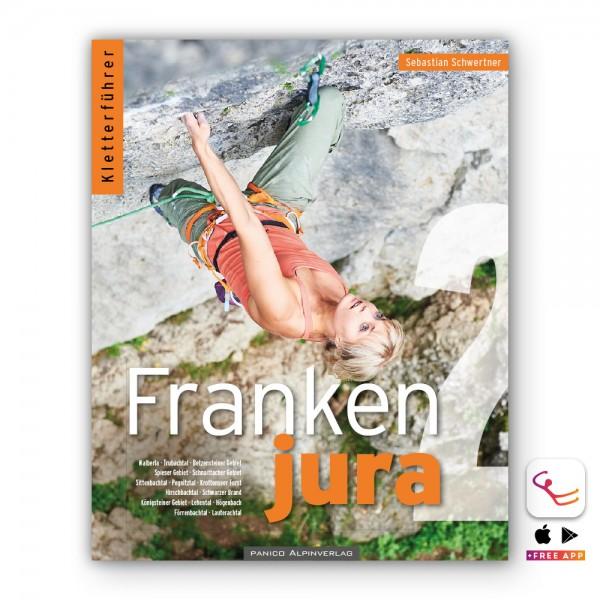 Frankenjura - Band 2: Kletterführer Sportklettern
