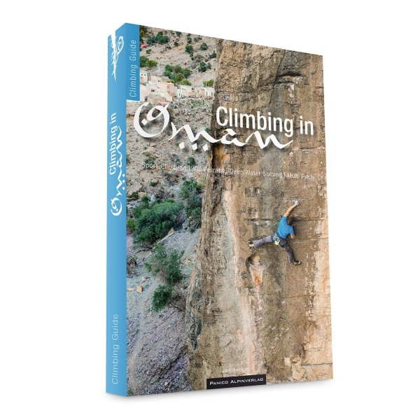Climbing in Oman - Sport Climbing | Via Ferrata | Deep Water Soloing | Multi pitch