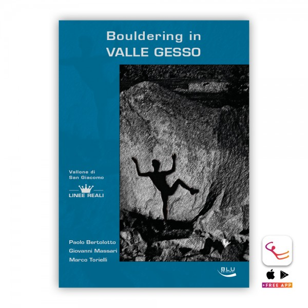 Valle Gesso: Boulderführer