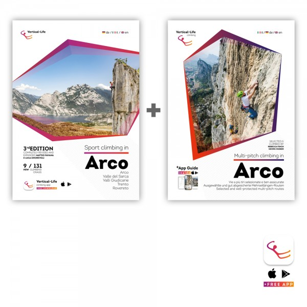 Best Of Arco Sport Climbing Guidebook