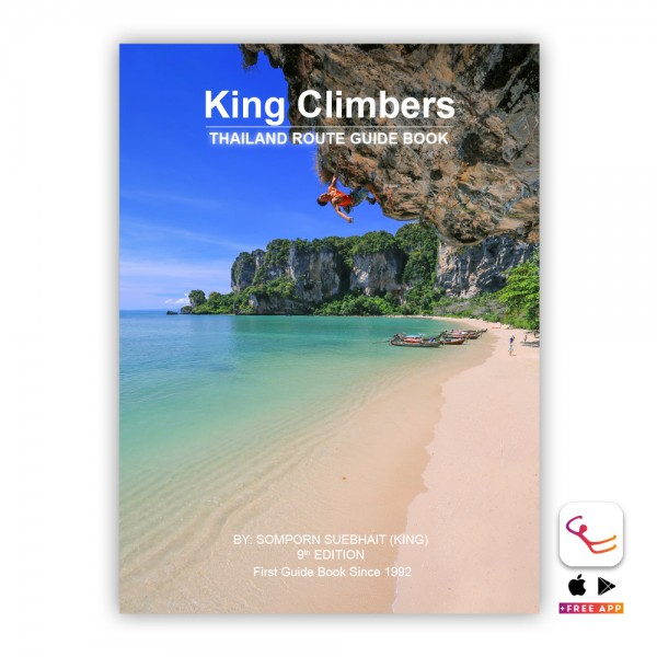 Thailand: Kletterführer Sportklettern