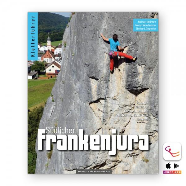 Südlicher Frankenjura: Kletterführer Sportklettern