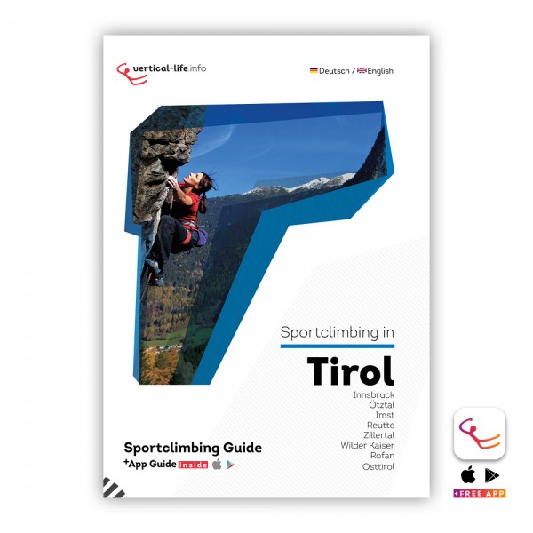 Tirol: Sport Climbing Guidebook