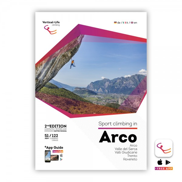 Arco: Kletterführer Sportklettern