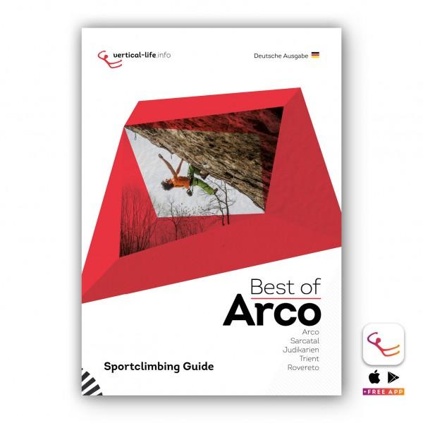 Best of Arco: Sport Climbing Guidebook
