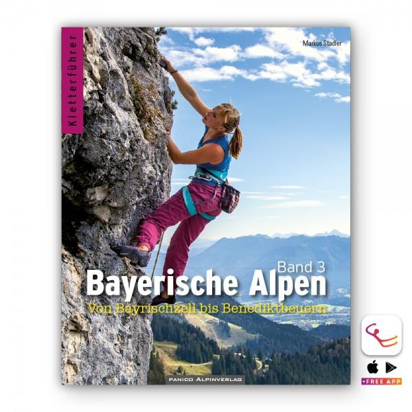 Bayerische Alpen Band 3: Sport Climbing Guidebook