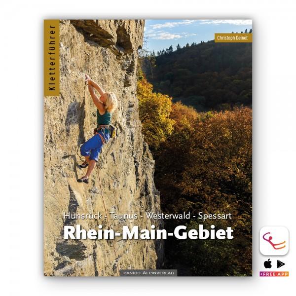 Rhein-Main Gebiet: Sport Climbing Guidebook