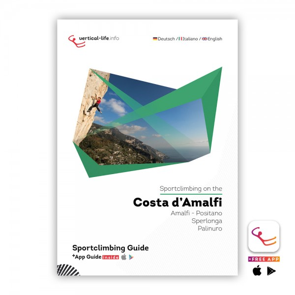 Amalfitanische Küste: Kletterführer Sportklettern