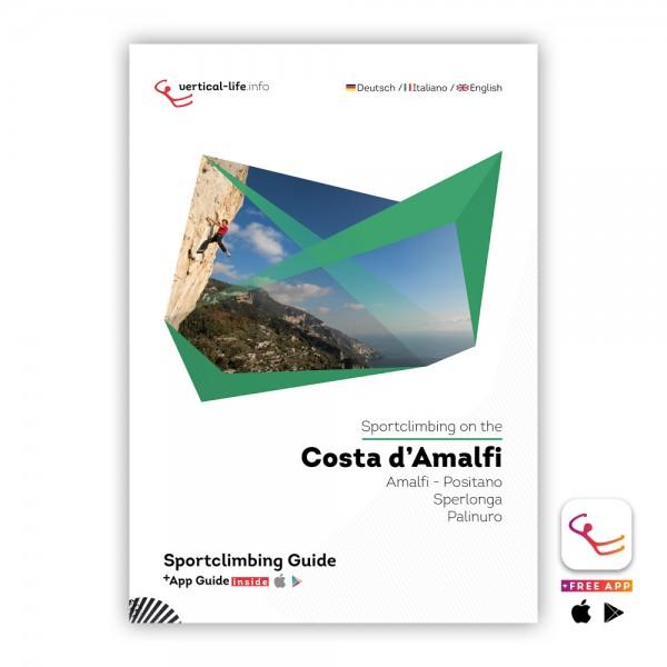Costa d'Amalfi: Sport Climbing Guidebook