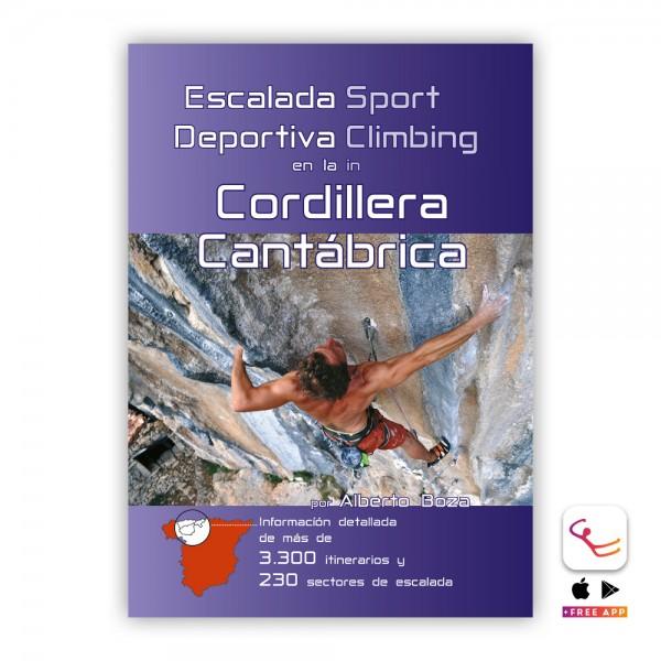 Cordillera Cantabrica: Kletterführer Sportklettern 2014
