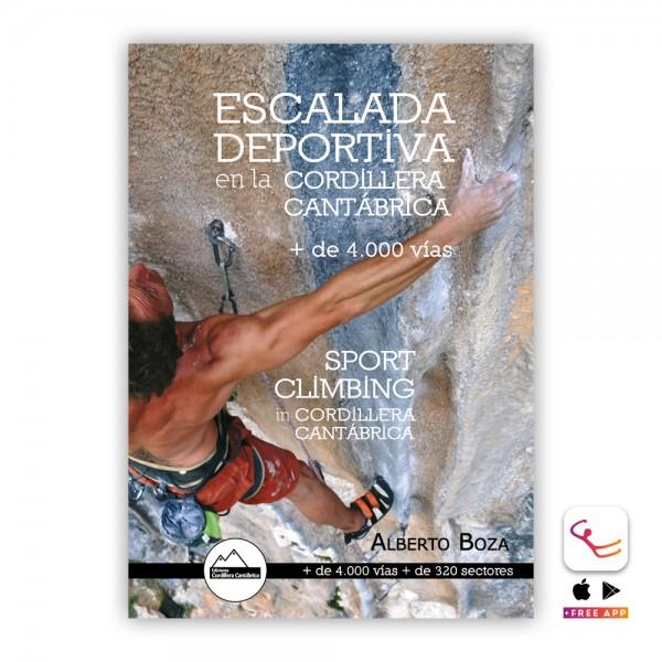 Cordillera Cantabrica: Kletterführer Sportklettern