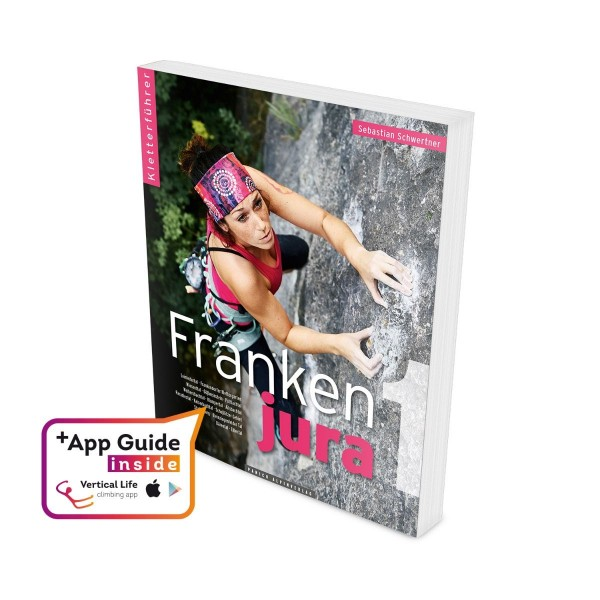 Frankenjura - Volume 1: Sport Climbing Guidebook