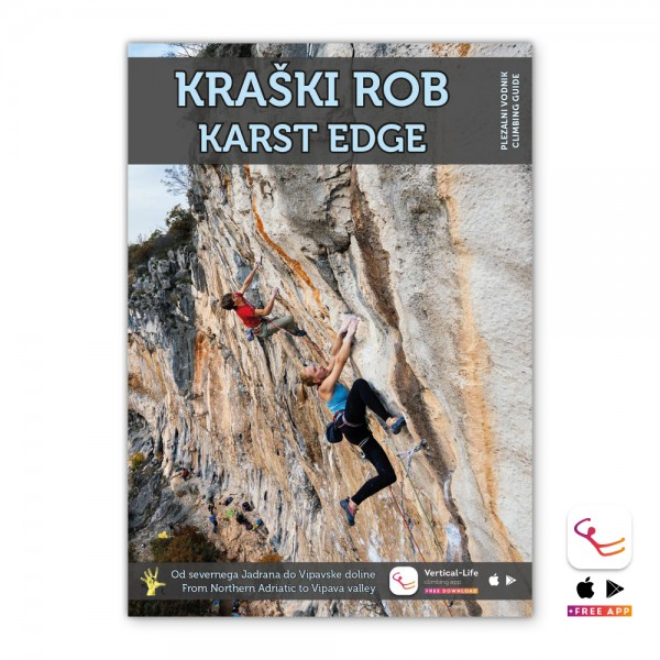 Kart Edge Guidebook: from Northern Adriatic to Vipava valley