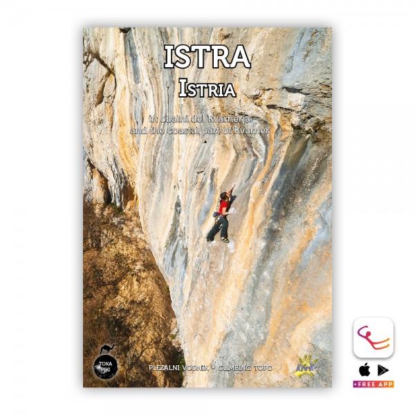 Istria: Kletterführer Sportklettern