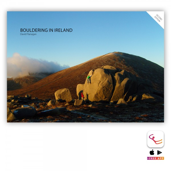 Ireland: Bouldering Guidebook