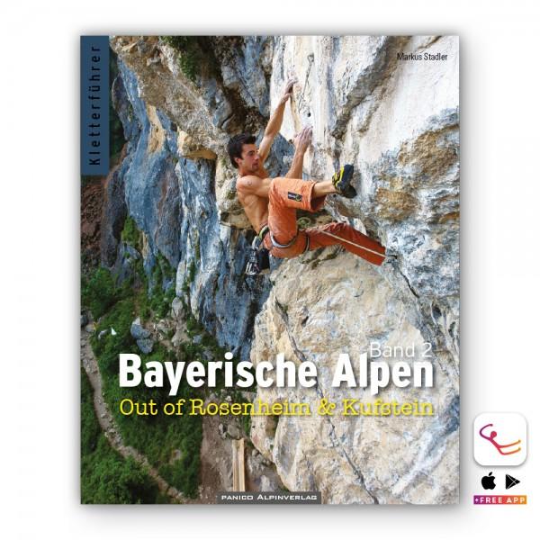 Bayerische Alpen Band 2: Kletterführer Sportklettern