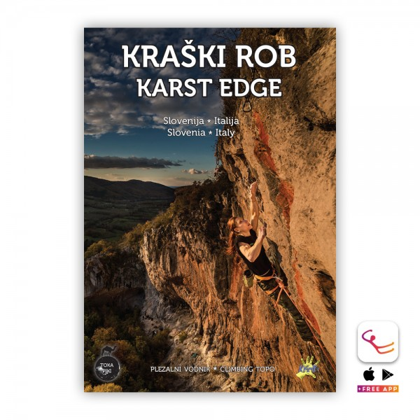 Karst Edge: Sport Climbing and Bouldering Guidebook