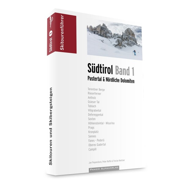 Südtirol Band 1 Pustertal & Nördliche Dolomiten