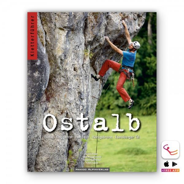 Ostalb: Kletterführer Sportklettern