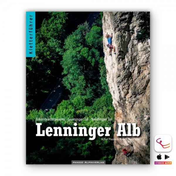 Lenninger Alb: Kletterführer Sportklettern
