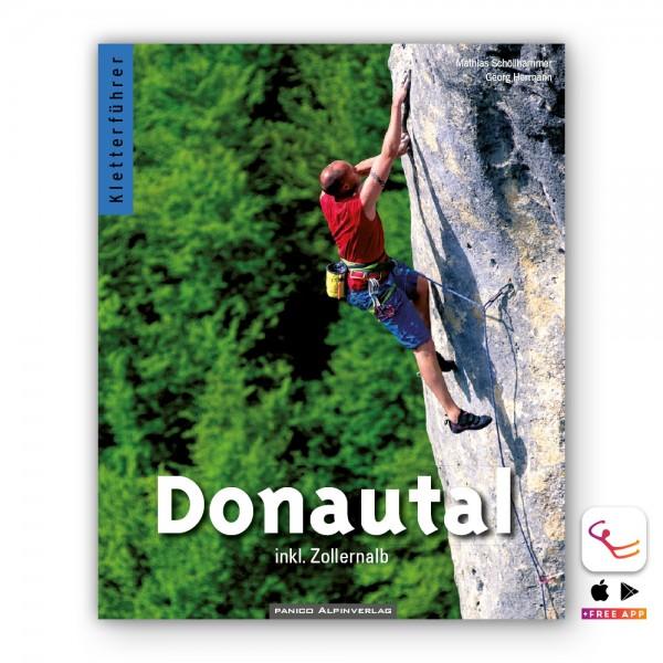 Donautal: Sport Climbing Guidebook