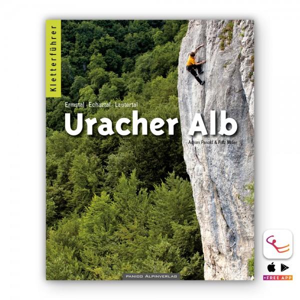 Uracher Alb: Sport Climbing Guidebook