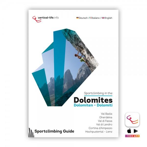 Dolomiten: Kletterführer Sportklettern