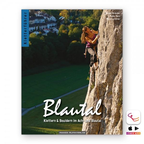 Blautal: Kletterführer Sportklettern