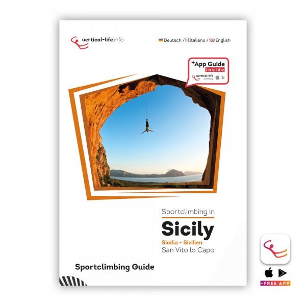 Sicily: Sport Climbing Guidebook