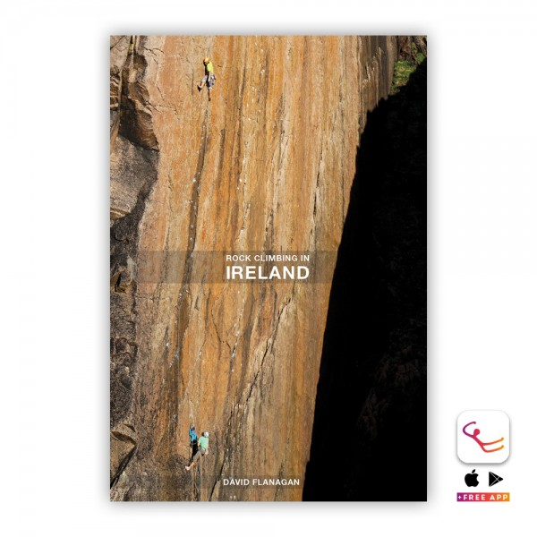 Ireland: Sport and multi pitch climbing guidebook