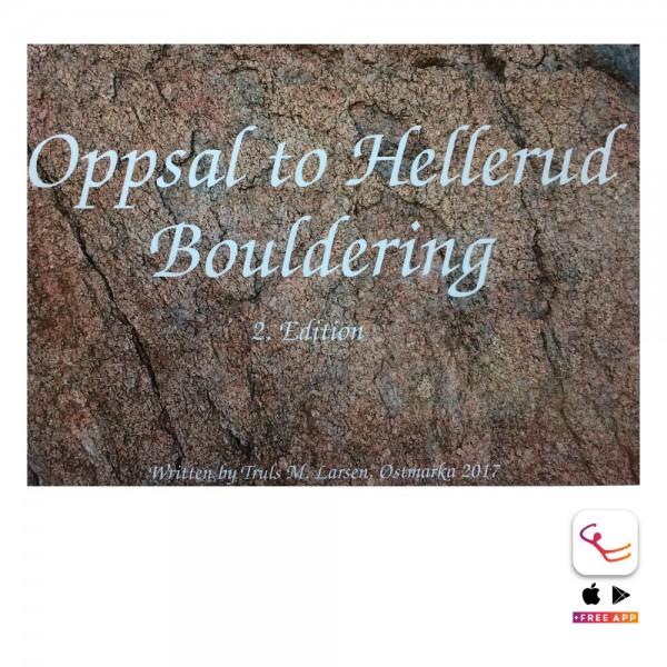 Oppsal to Hellerud: Boulderführer