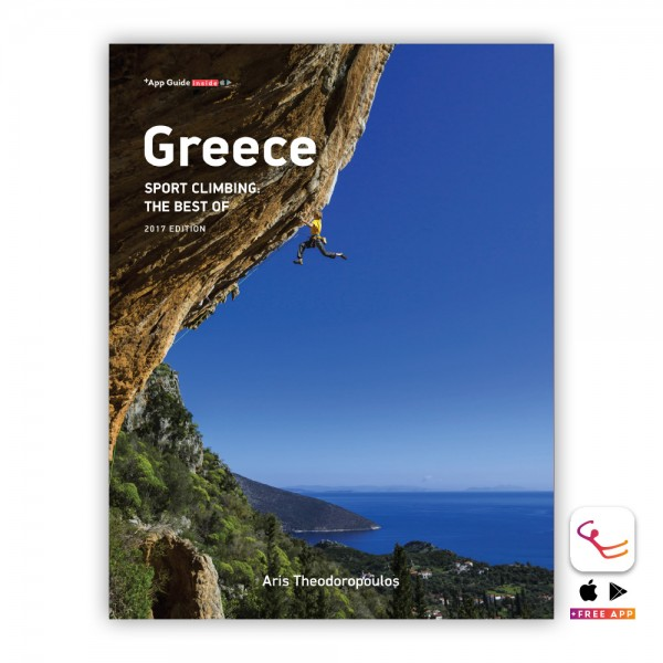 Best of Greece: Sport Climbing Guidebook