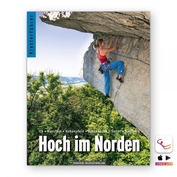 Hoch im Norden: Kletterführer Sportklettern