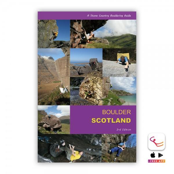 Boulder Scotland: Bouldering Guidebook