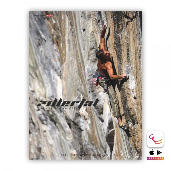 Zillertal: Kletterführer Sportklettern und Bouldern